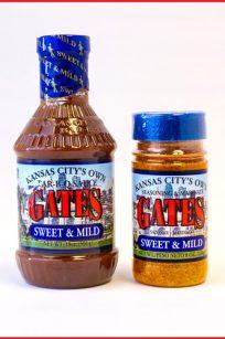 18 Oz Bbq Sauce Case Of 12 Gates Bar B Q